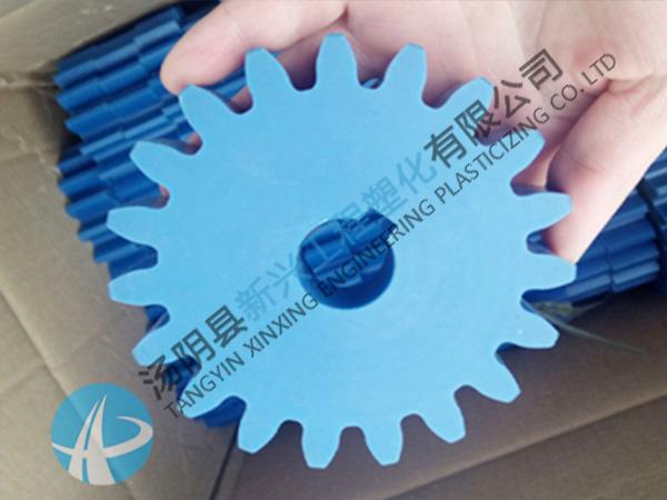 尼龙直齿轮自润滑塑料传动齿轮