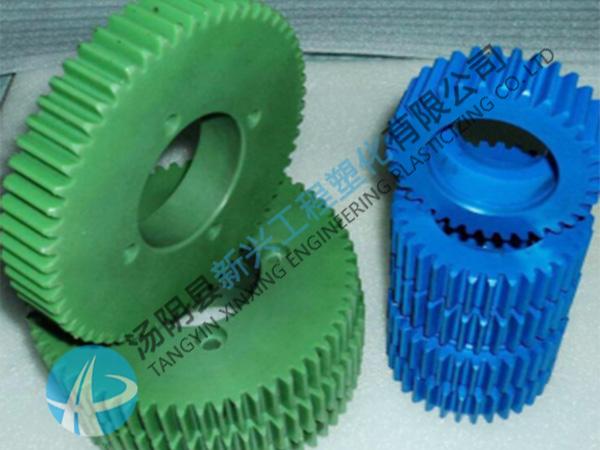 加工尼龙齿轮塑料齿轮定做直齿斜齿轮