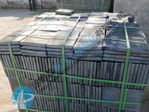 溜槽卸煤沟用铸石板