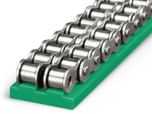 T型输送机导槽10A双排链条导轨
