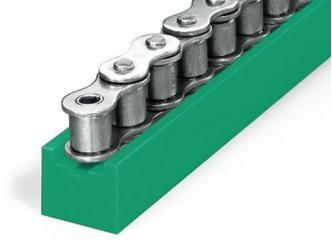防腐蚀塑料导槽U型生产线链条导轨