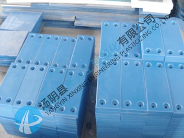 渔船制造护舷贴面板蓝色