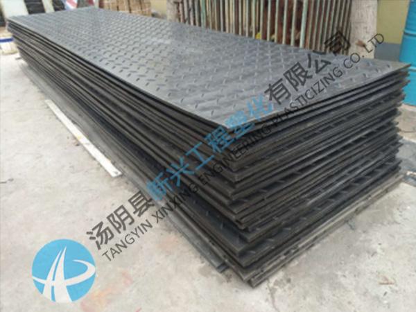耐磨建筑工地铺路板