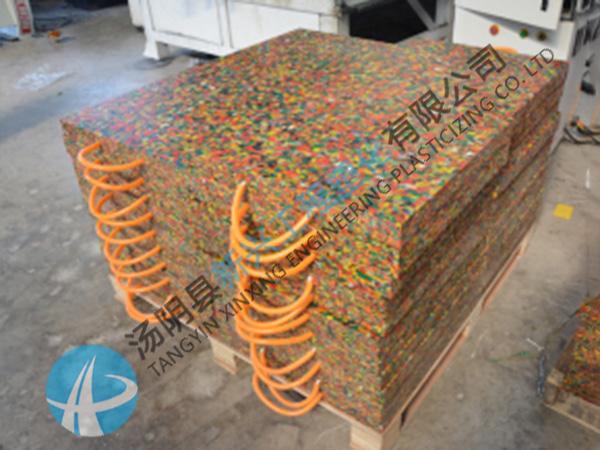 25吨吊车耐磨垫腿板