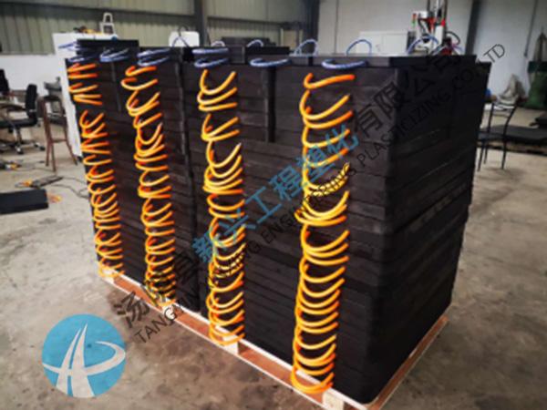 混凝土泵车支腿垫板