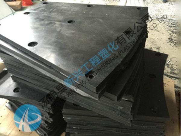 HDPE黑色阻燃煤仓衬板